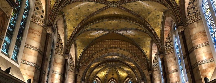 Fitzrovia Chapel is one of London.