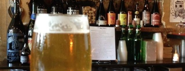The Owl Farm is one of NYC Craft Beer Week 2013.