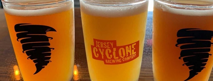 Jersey Cyclone Brewing Company is one of New Jersey Breweries.