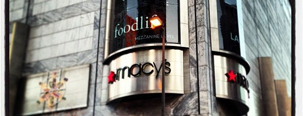 Macy's is one of Layover: ORD/KORD.