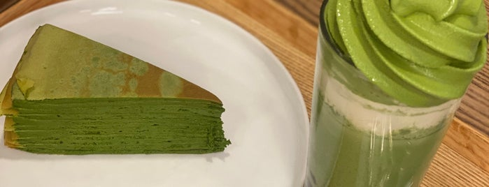 Matcha One is one of Russellさんの保存済みスポット.