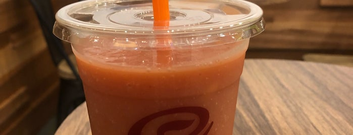 Jamba Juice is one of F&Bs - Taipei & Vicinity, Taiwan.