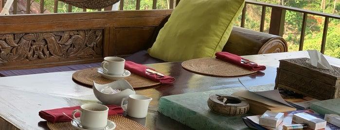 Udhiana Resort & Spa Ubud is one of Locais curtidos por Elias.