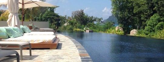 Raffles Praslin Seychelles is one of Ram's to-do list around the world.