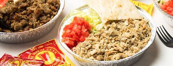 The Halal Guys is one of Lugares favoritos de Colleen.