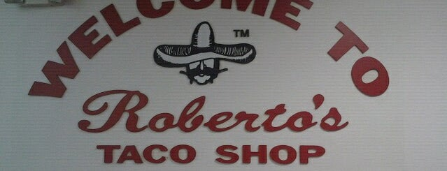 Roberto's Taco Shop is one of Lieux qui ont plu à Clayton.