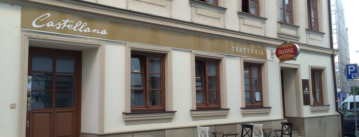 Castellana Trattoria is one of Brno.