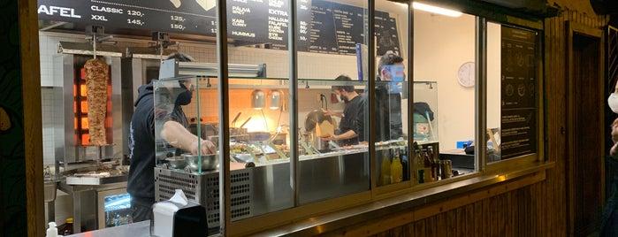 Gemüse Corner Kebab is one of Praga.