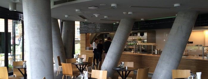 Bistro ROH is one of Kde si pochutnáte na kávě doubleshot?.
