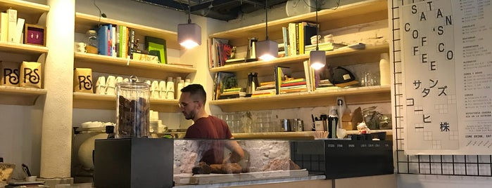 Satan's Coffee is one of Breakfast and nice cafes in Barcelona.