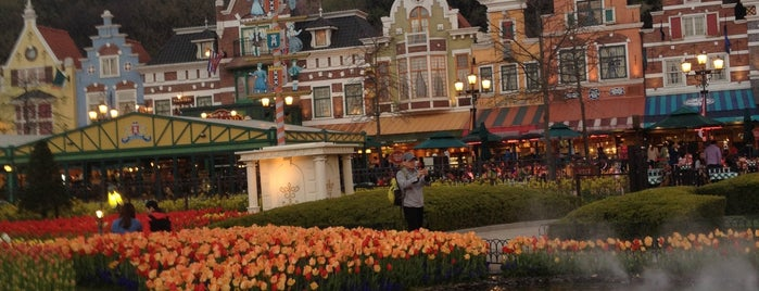 EVERLAND is one of South Korea.