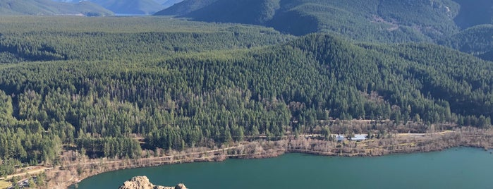 Rattlesnake Ledge Trail is one of Seattle things to do.
