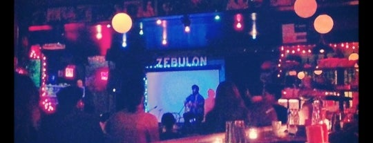 Zebulon is one of Bollare's Little Black Book: NYC Edition.