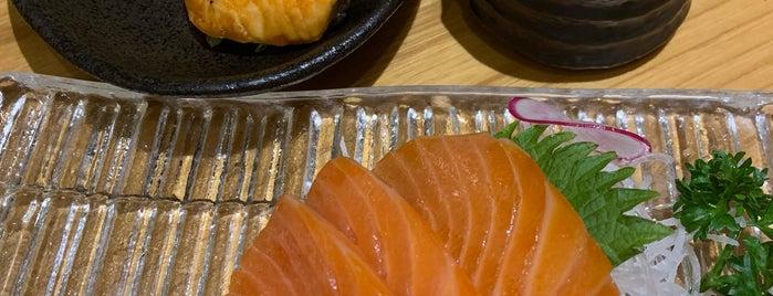 Sushi Sen is one of Jkt resto.