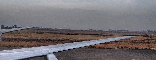 Asmara International Airport (ASM) is one of Airports - worldwide.