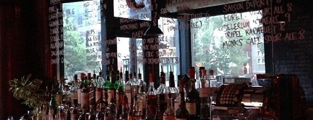 Charleston is one of Visited Bars.