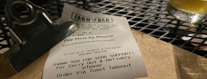 Farm Bar is one of Bars.