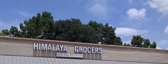 Himalaya Grocers is one of Houston.