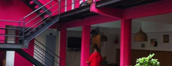 Bonita Pousada & Hostel is one of Orte, die Carolina gefallen.