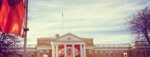 Bascom Hill is one of In Wisconsin.