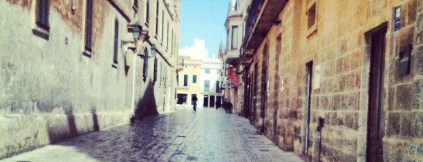 Centre històric de Ciutadella is one of Menorca calas.