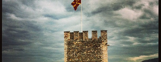 Скопско Кале / Skopje Fortress is one of 🇲🇰 North Macedonia.