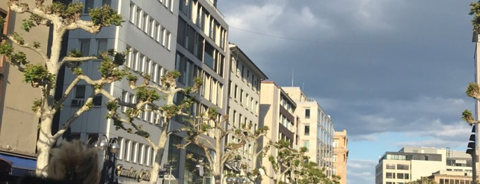 Große Bockenheimer Straße is one of Locais curtidos por Jiordana.