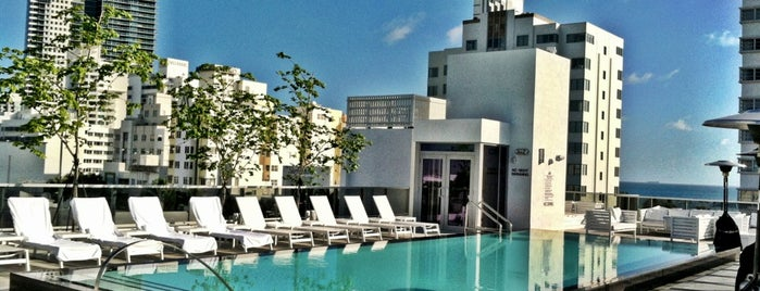Gale South Beach, Curio Collection by Hilton is one of Miami.