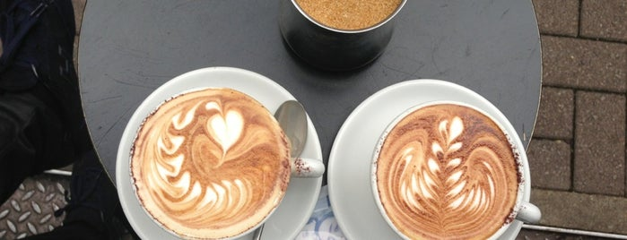 Department of Coffee and Social Affairs is one of Where to go in London.