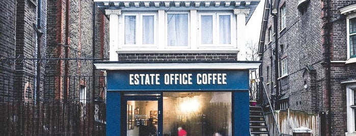 Estate Office Coffee is one of Cafe and Coffee.