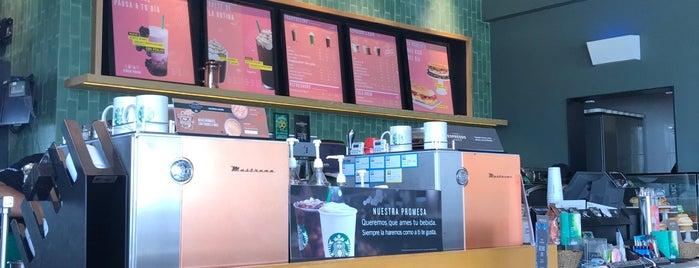 Starbucks is one of Ye 님이 좋아한 장소.