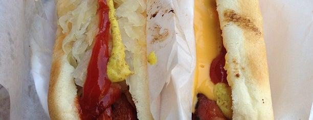 Fulton Hot Dog King is one of Brooklyn Eats.