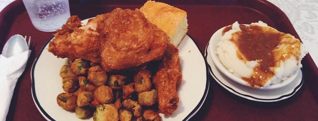 Julia's Talley House Restaurant is one of Fried Chicken.