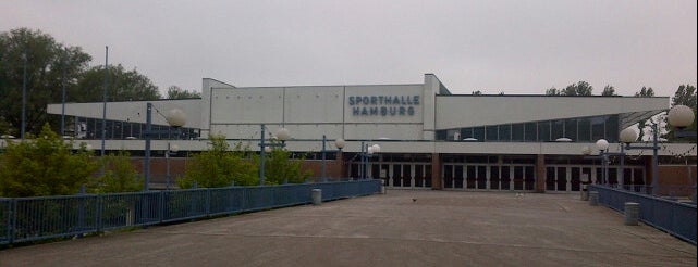 Sporthalle Hamburg is one of concert venues 1 live music.