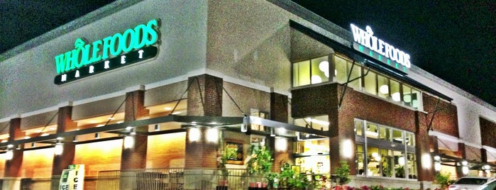 Whole Foods Market is one of Greensboro.