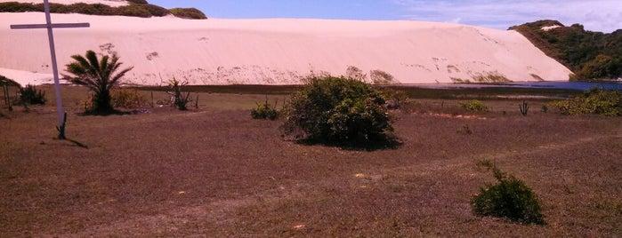 Área de Proteção Ambiental Jenipabu is one of Tamaio : понравившиеся места.