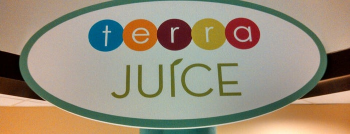 Terra Juice is one of Jayさんのお気に入りスポット.