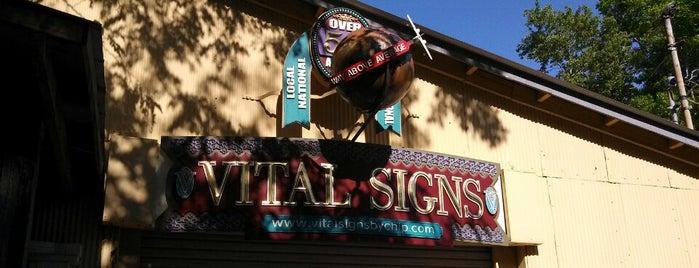 Vital Signs is one of สถานที่ที่ Jay ถูกใจ.