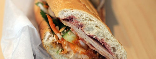 Banh Mi Zon is one of EAT.