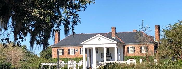 Slave Quarters is one of South Carolina.