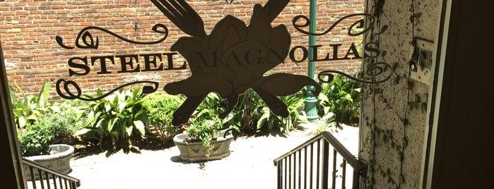Steel Magnolias is one of Robert'in Beğendiği Mekanlar.