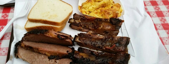 John Brown Smokehouse is one of The 20 Best BBQ Joints in NYC.