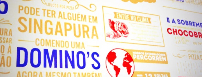 Domino's Pizza is one of Recife.