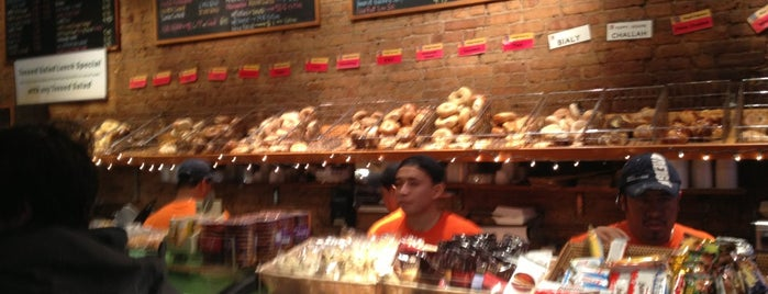 Bagel Express is one of UES musts.