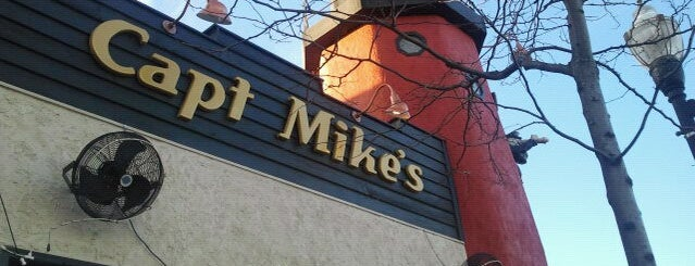 Captain Mike's is one of Orte, die Gwen gefallen.