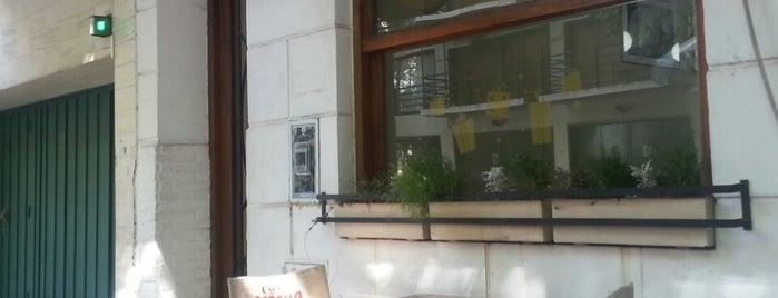Hilda Café is one of Posti che sono piaciuti a Sofia.