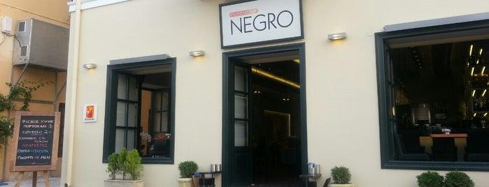 Negro Espresso Bar is one of Ναυπλιο.