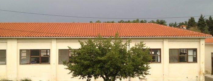 Κέντρο Εκπαιδεύσεως Πυροβολικού (Κ.Ε.ΠΒ.) is one of Στρατόπεδα || Θητεία.