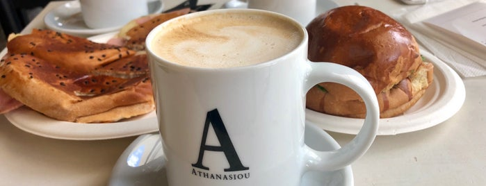 Athanasiou is one of Locais curtidos por Stone.