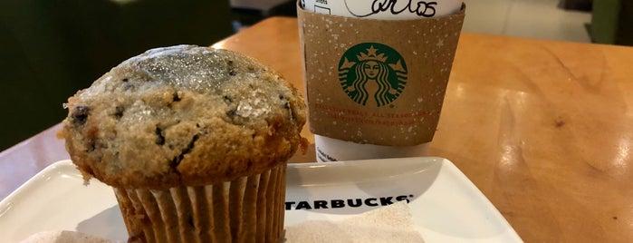 Starbucks is one of Locais curtidos por Nicole.